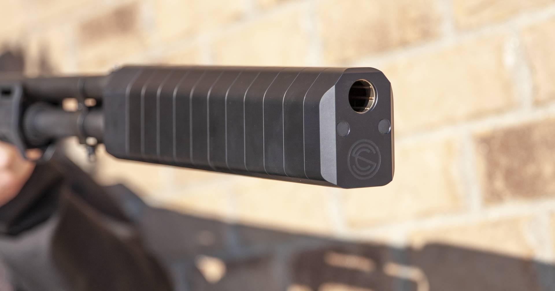 Silence Your Shotgun with the Salvo 12 Shotgun Suppressor