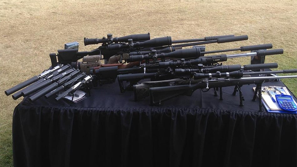 Anderson: Now-Legal Gun Silencers to Make Noise at Ramsey's Game Fair