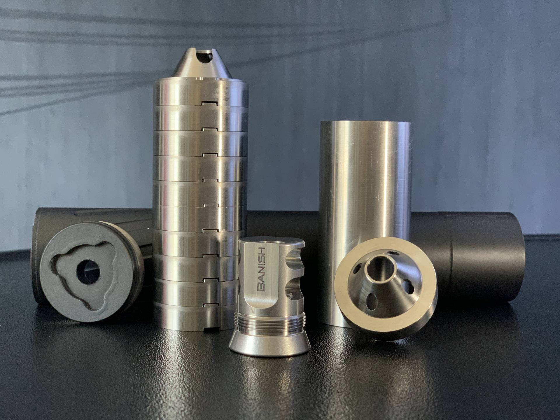 Muzzle Brake vs. Compensator: Which is right for your rifle?