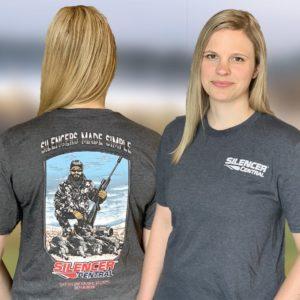 Silencer Central T-shirt
