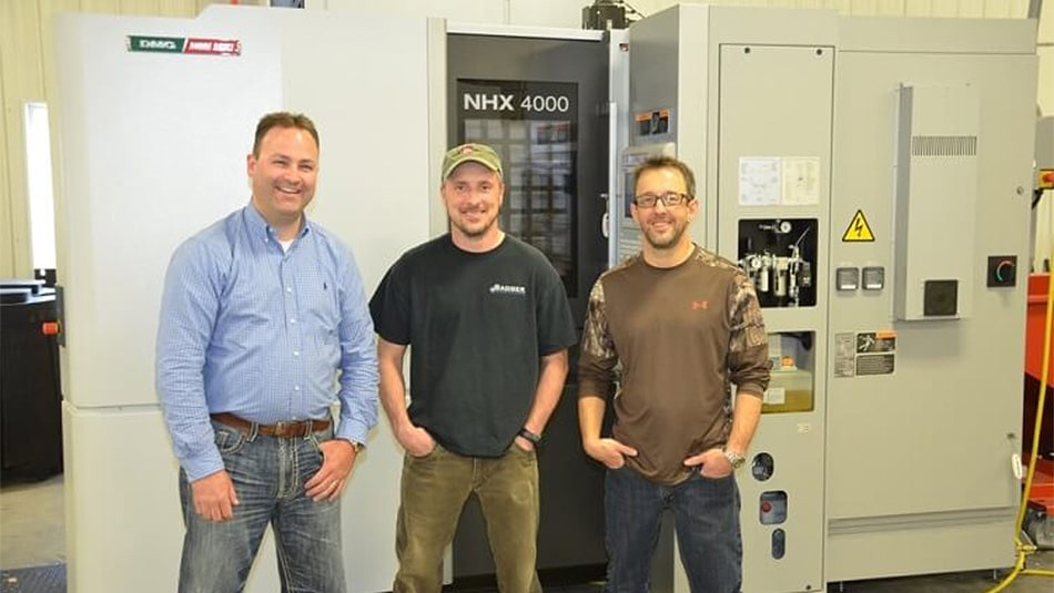 SD Firearms Manufacturer Success Story – Mack Brothers