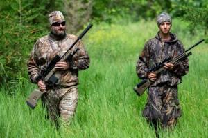 Hunting Suppressed