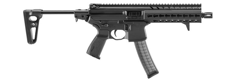 SIG MPX short barreled rifle